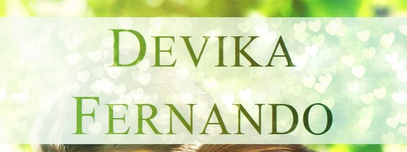 Author Meet with Devika Fernando at a cafe